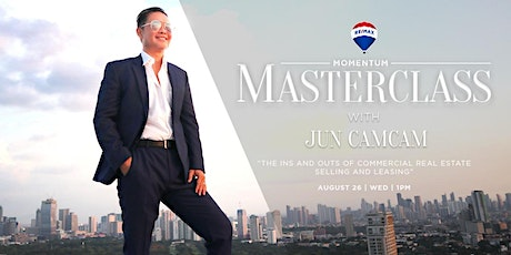 RE/MAX Momentum Masterclass:  The Ins and Outs of Commercial Real Estate tickets