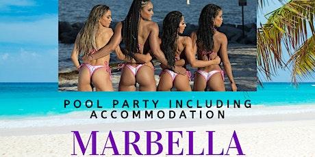 MARBELLA SUMMER SPLASH tickets