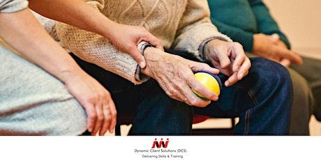 NCFE Level 2 Certificate in Dementia Care tickets