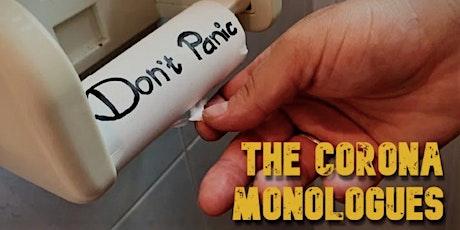 The Corona Monologues tickets