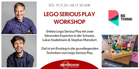 Lego Serious Play Workshop Tickets