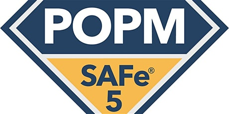 SAFe Product Manager/Product Owner with POPM Certification Virtual tickets