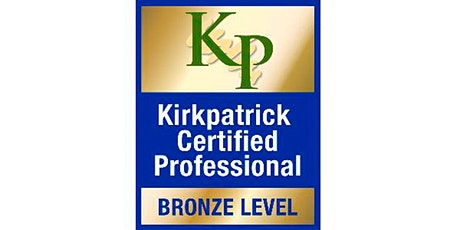 Kirkpatrick Four Levels® Evaluation Certification Program Bronze (Online) tickets
