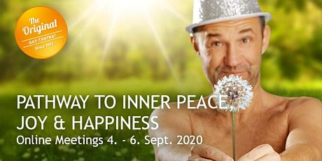 Pathway to Inner Peace, Joy & Happiness tickets