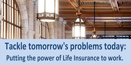 Tackle Tomorrow's Problems Today tickets