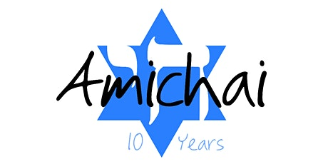 AMICHAI'S 10 YEAR ANNIVERSARY: HIGH HOLY DAY SERVICES 2020 tickets