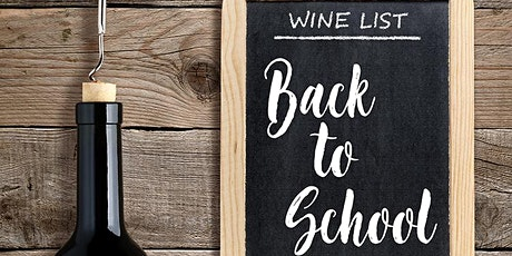 Wine Down Wednesday - Back to School! tickets