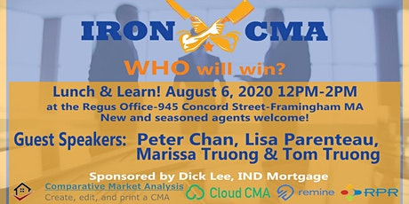Lunch & Learn IRON CMA tickets