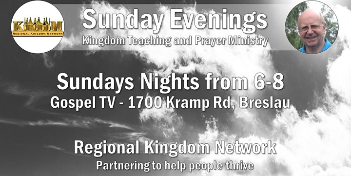 RKN Sunday Night Teaching and Prayer image