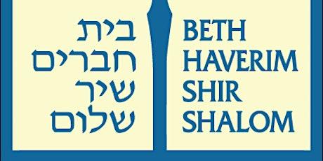 Shabbat morning services- Bat Mitzvah of Alana Bendayan tickets