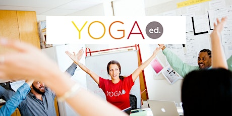 Yoga Ed. Tools for Teachers - Chair Yoga and Mindfulness for the Classroom tickets