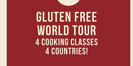 Gluten Free World Tour - 4 Stops! tickets