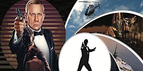 9th Annual James Bond Soiree tickets