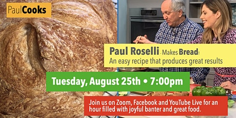 Making bread during a pandemic! Its easy and fun! tickets