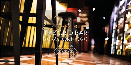 2 Jahre The Grid Bar Tickets
