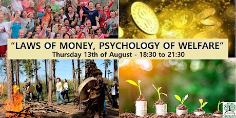 Lows of Money, Psychology of Welfare For WOMEN! with Aayla tickets