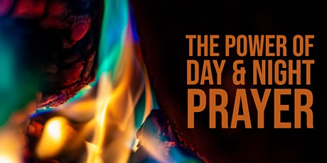 The Power of Day and Night Prayer tickets