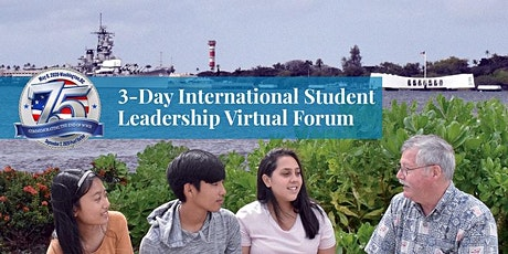 3-Day International Student Leadership Virtual Forum tickets