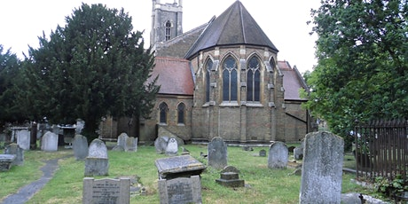 Summer Plant Walk - St Nicholas Churchyard, SW17 tickets