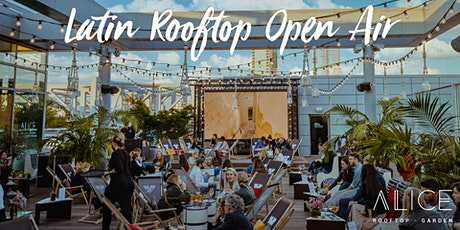 Latin Rooftop Open Air tickets