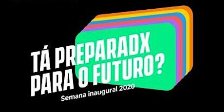 Semana Inaugural Faculdade Descomplica - Tá preparadx para o seu futuro? bilhetes