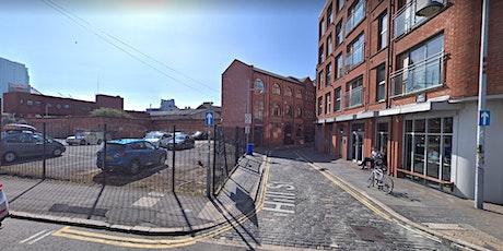 Hill Street & Gordon Street Consultation tickets