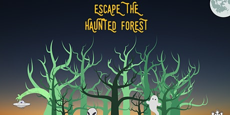 Escape the Haunted Forest: Summer edition 2 tickets