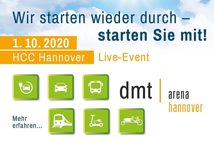 dmt Arena Hannover   Mobilitätswende jetzt - aber wie?: Bild