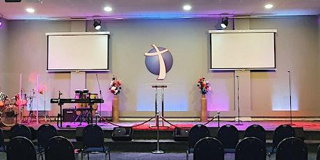 TRM CHURCH SUNDAY FIRST SERVICE (09/08/20) tickets