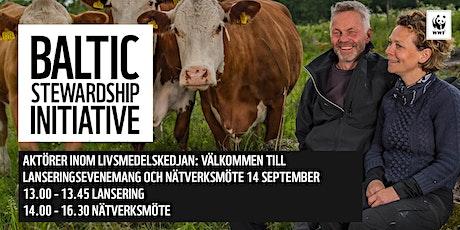 Lanseringen av WWFs Baltic Stewardship Initiative biljetter