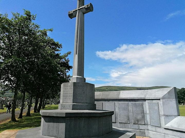 THE GRAVEST SHOWMAN (Milltown Cemetery) image