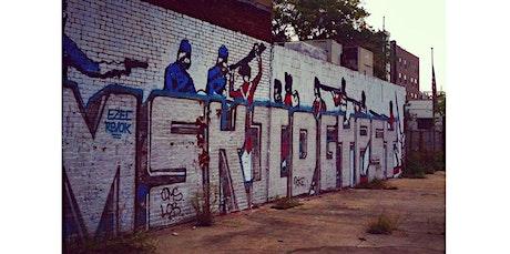 """""""Street / Art, Gowanus"""" Brooklyn art walk (08-08-2020 starts at 11:30 AM) tickets"""