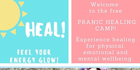 Free Pranic Healing camp tickets