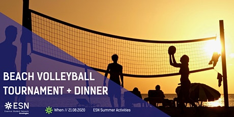 Beach Volleyball Tournament and Dinner tickets