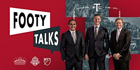 Footy Talks LIVE with Kristian Jack, Luke Wileman and Steven Caldwell tickets