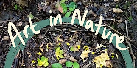 Art in Nature: Make a Mandala tickets
