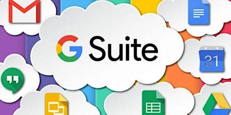 Corsi G-Suite di Google Education Italia biglietti