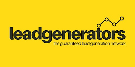 Lead Generators Wakefield Launch Event 2 tickets