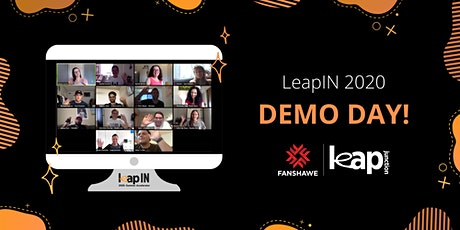 LeapIN 2020: Demo Day! tickets