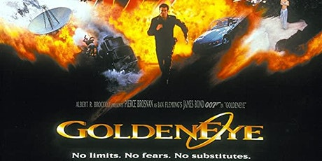 GoldenEye tickets