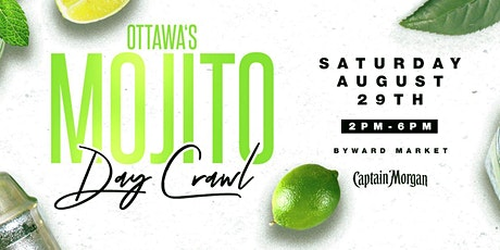 Ottawa's Mojito Crawl | National Mojito Day tickets