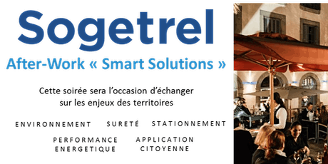 After-Work Smart Solutions SOGETREL Carcassonne tickets