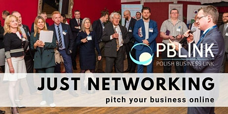 PBLINK Just Networking 20.08.2020 tickets
