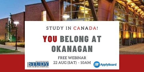 New Normal, New You - Study at Okanagan College! tickets