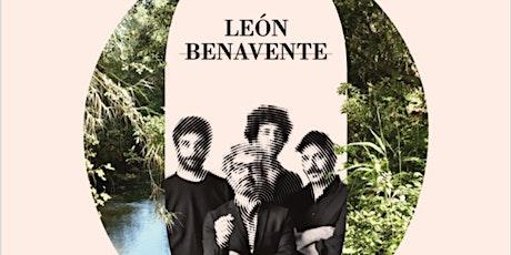 LEÓN BENAVENTE en El Bosque Sonoro, Mozota tickets