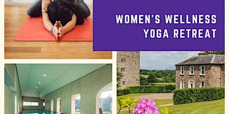 Womens Wellness Yoga Retreat at Carrigacunna Castle, Kilavullen. tickets