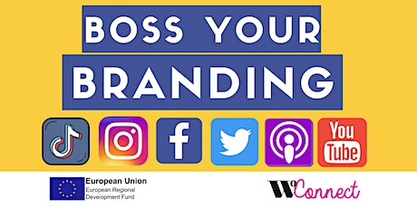 WoConnect - Boss Your Branding tickets