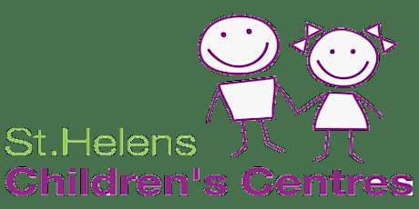 Treasure Hunt - Haydock Children's centre tickets