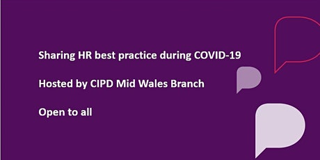 Sharing HR best practice during COVID-19 tickets