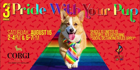 3rd Annual Pride With Your Pup tickets